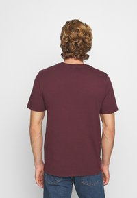 Levi's® - ORIGINAL TEE - Basic T-shirt - bordeaux - 2