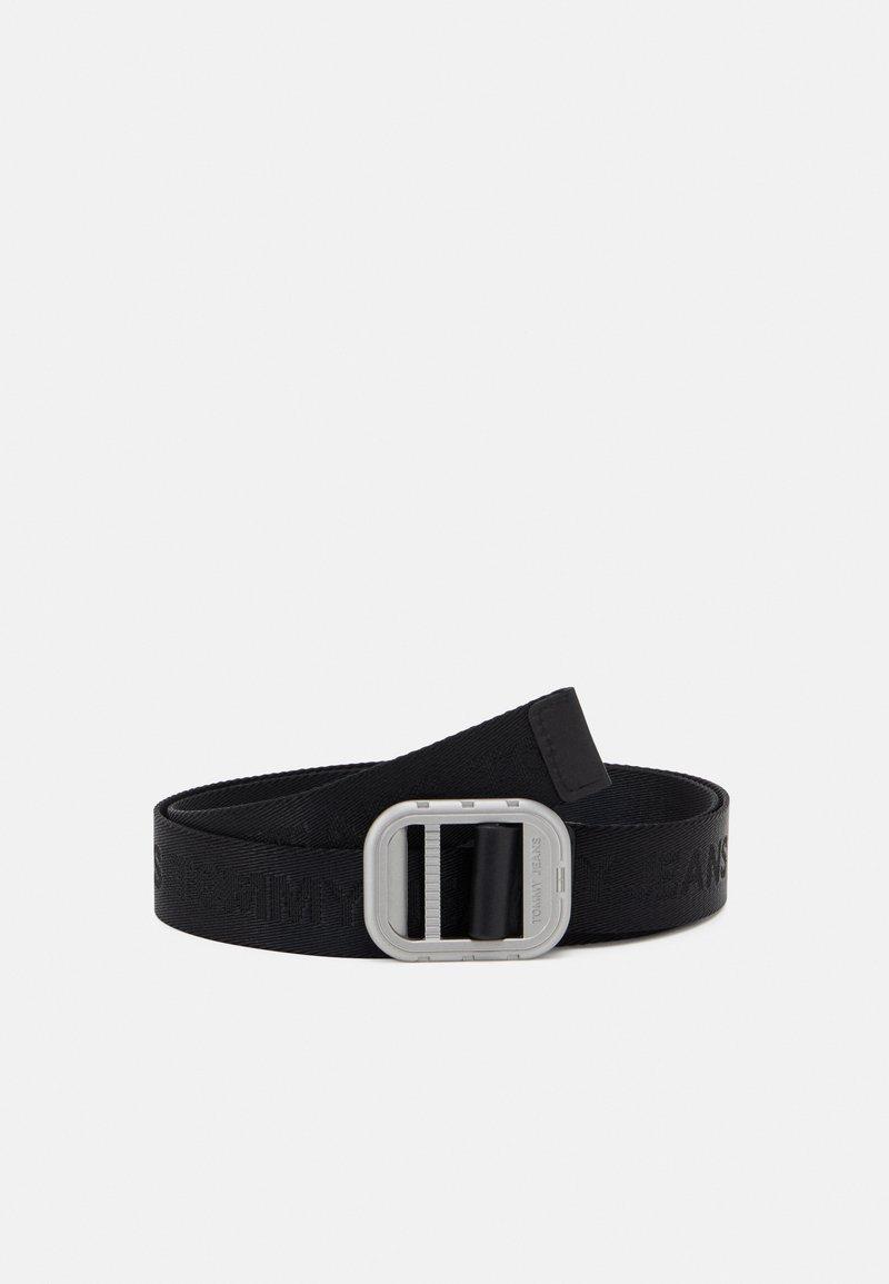 Tommy Jeans - BELT - Pásek - black