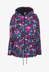DEVIATION JACKET - Waterproof jacket - pink/blue