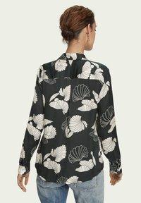 Scotch & Soda - DRAPEY  - Button-down blouse - combo a - 2