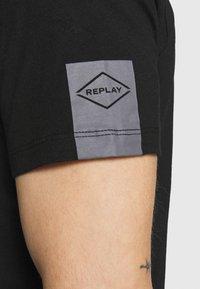 Replay - Printtipaita - black - 4