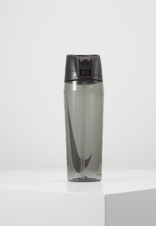 HYPERCHARGE STRAW BOTTLE 709ML UNISEX - Vattenflaska - anthracite/white