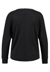 Key Largo - Long sleeved top - anthrazit - 1