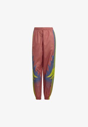Pantalones deportivos - hazy rose joy purple acid yellow