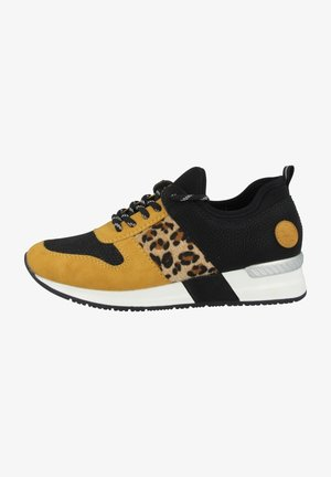 Trainers - yellow combination (n7671-69)