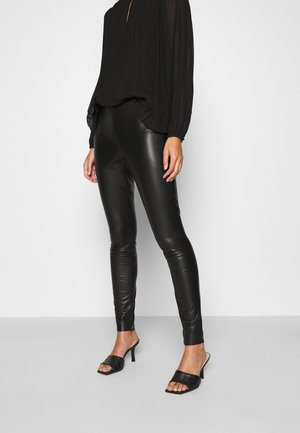 BODY - Leggings - Trousers - black