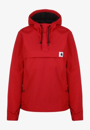 NIMBUS - Windbreaker - red
