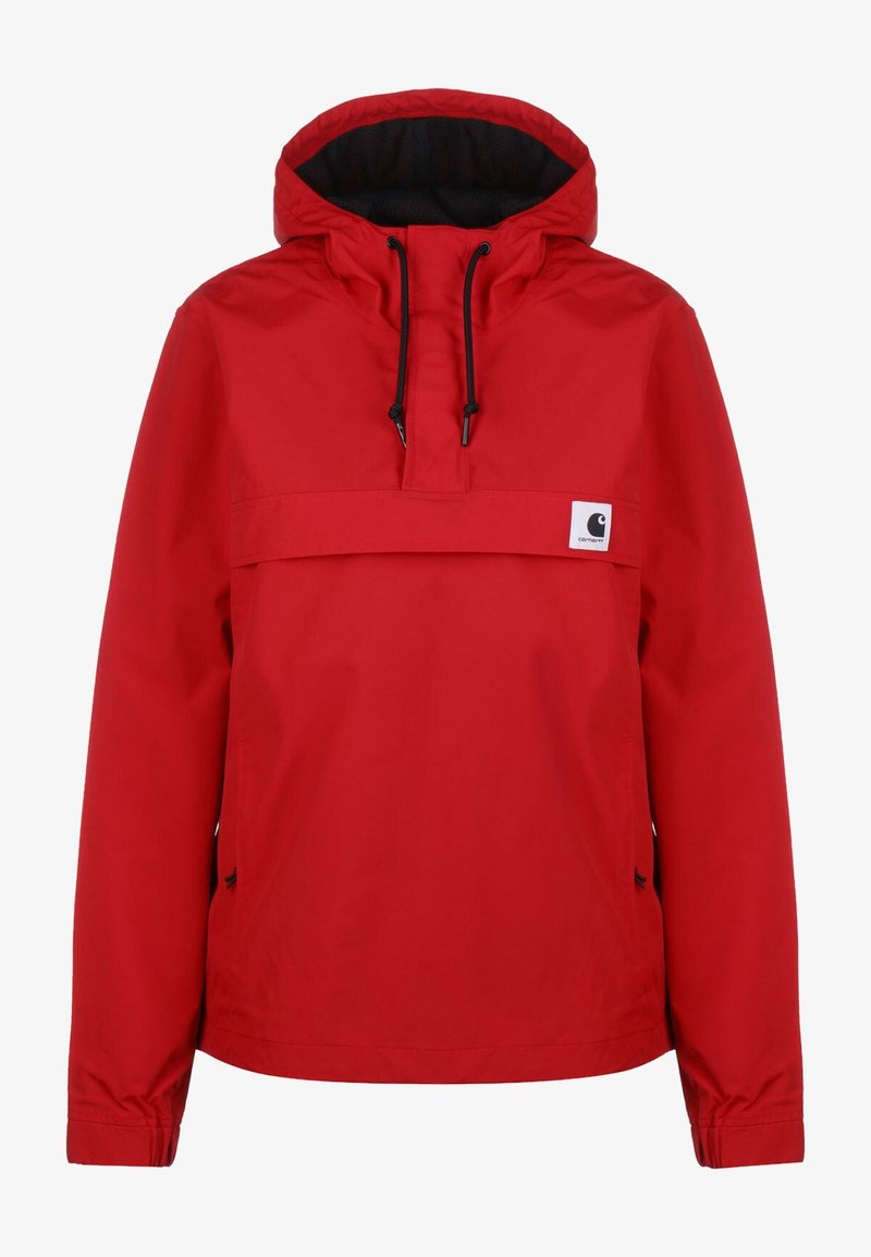 Carhartt WIP - NIMBUS - Windbreaker - red