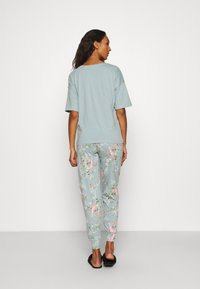 Marks & Spencer London - HAPPINESS - Pyjamas - aqua - 2