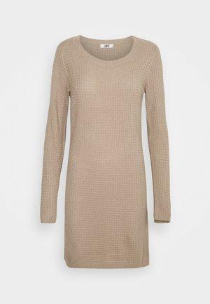 JDYALICE DRESS - Jumper dress - simply taupe