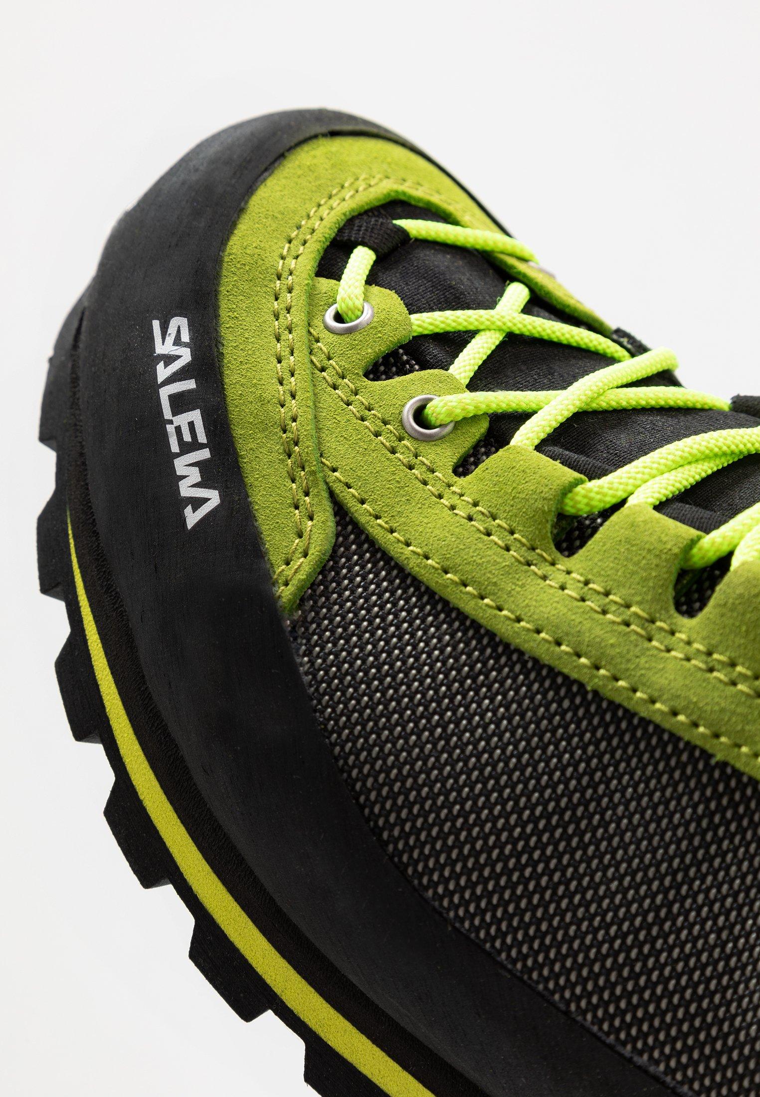 Scarpe da uomo Salewa CROW GTX Scarponi da montagna cactus/sulphur spring
