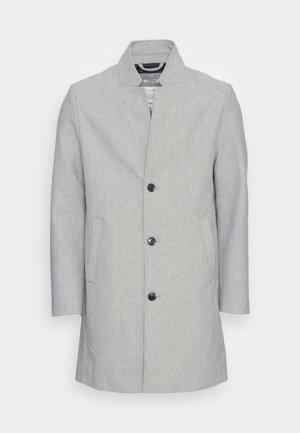 COAT - Classic coat - grey herringbone