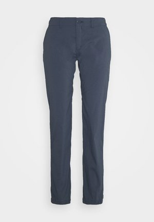LIQUID ROCK PANTS - Outdoor trousers - feeling blue