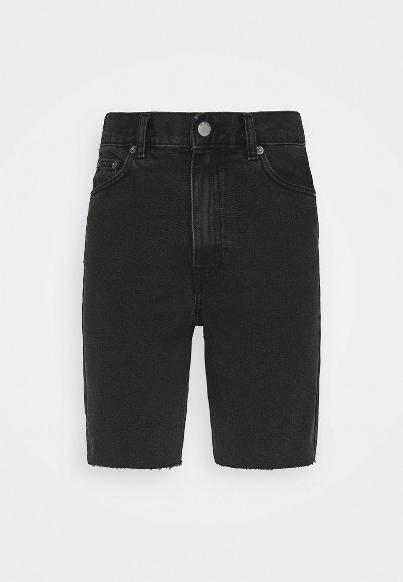 Dr.Denim Petite - ECHO - Denim shorts - charcoal black