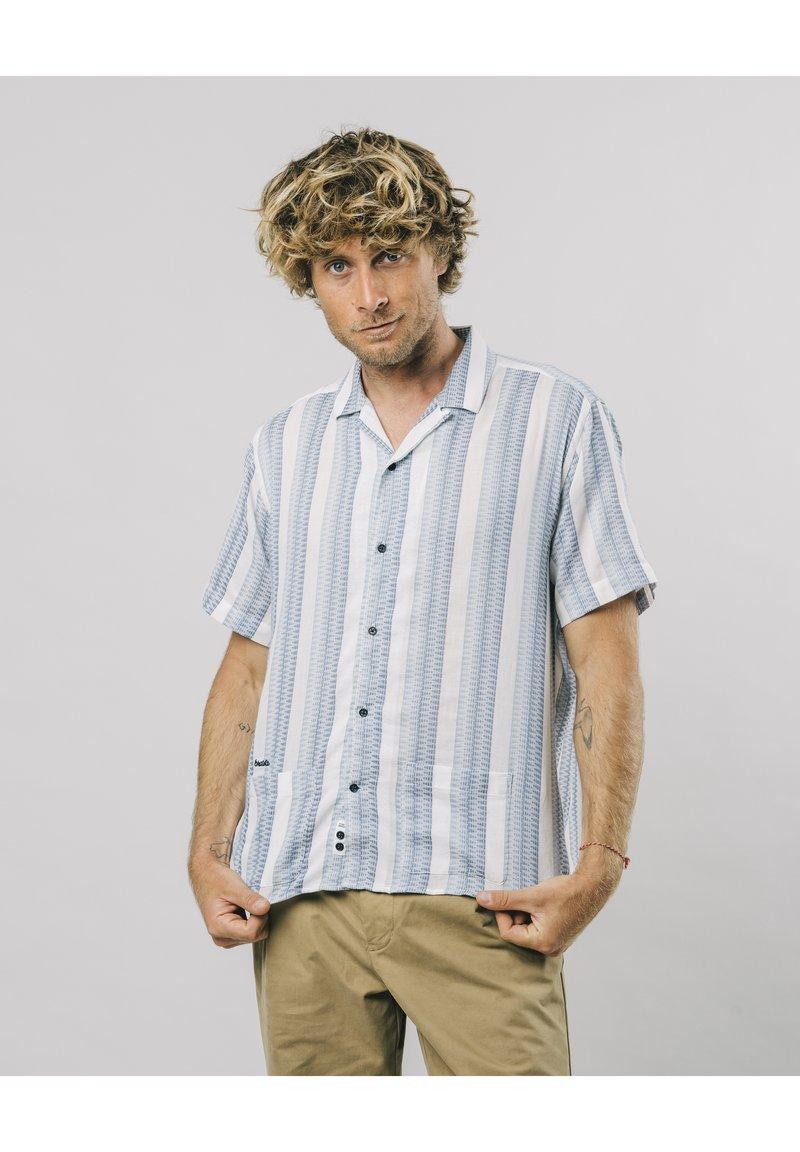 Brava Fabrics - JACQUARD - Shirt - white