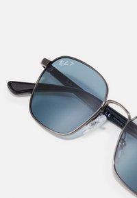 Ray-Ban - Sluneční brýle - shiny black - 4