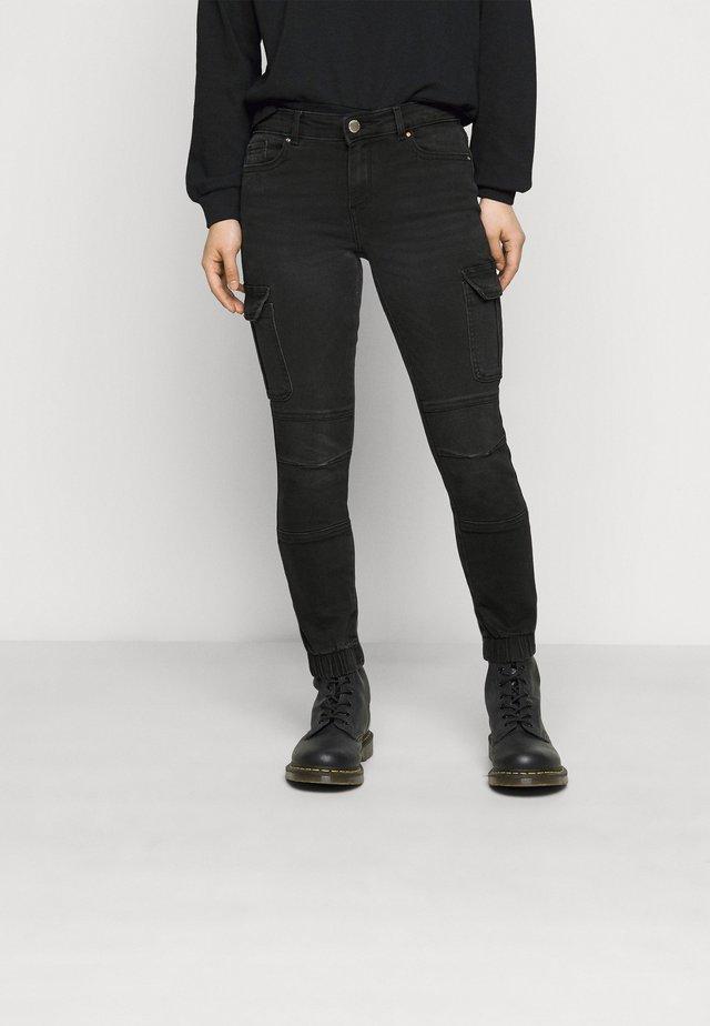 ONLMISSOURI LIFE - Jeans Skinny - black denim