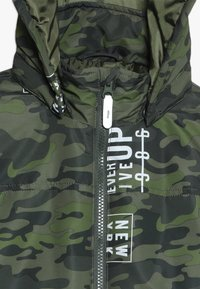 Name it - NKMMAX JACKET CAMO TEXT - Winter jacket - winter moss - 5
