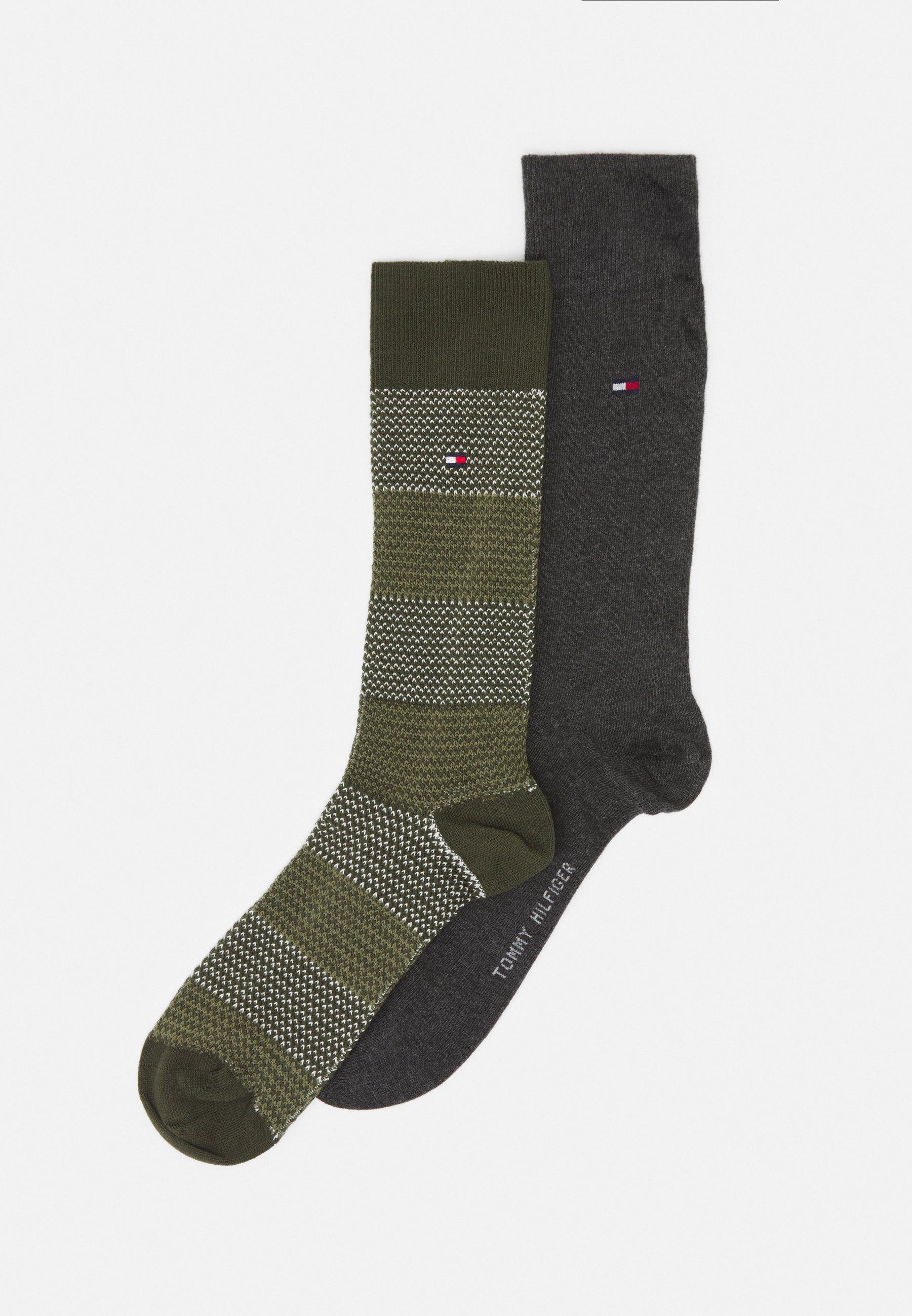 Men MEN SEASONAL BOOT SOCK BIRDEYE STRIPE 2 PACK - Socks