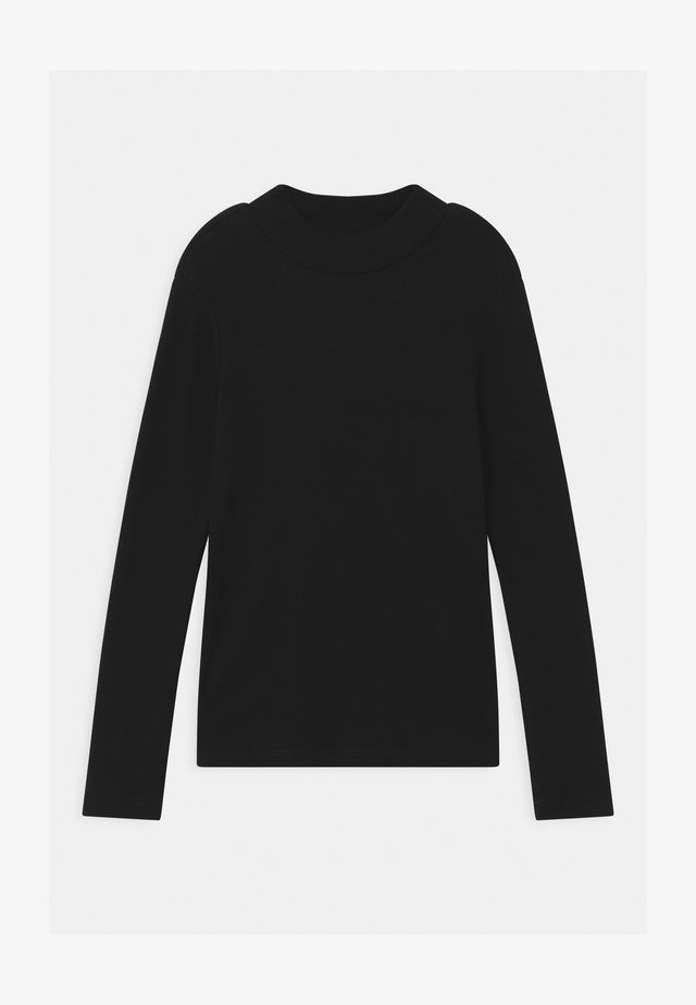 GIRLS - Long sleeved top - schwarz reactive