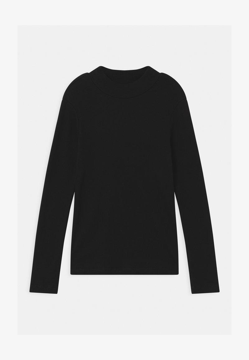 Blue Effect - GIRLS - Pitkähihainen paita - schwarz reactive