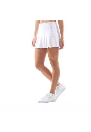 FALTEN - Sports skirt - weiß