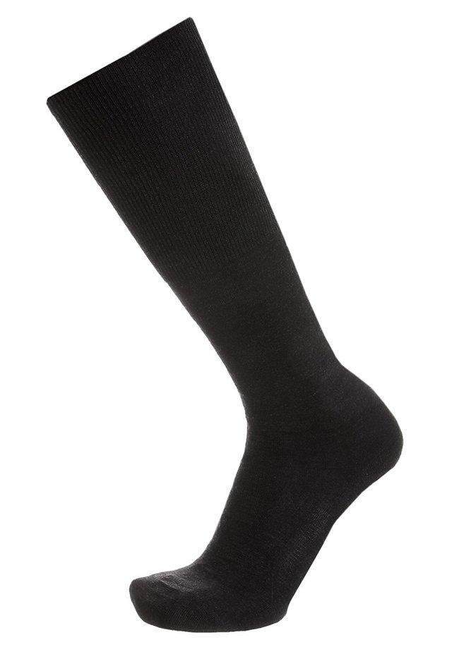 AIRPORT - Knee high socks - anthrazit
