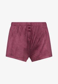 Hunkemöller - Pyjama bottoms - red - 3