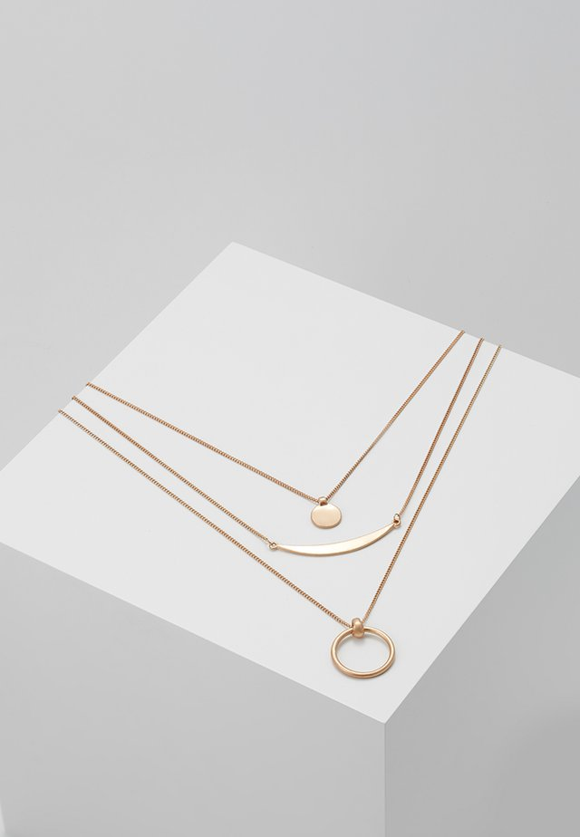 MICHELLE - Necklace - gold-coloured