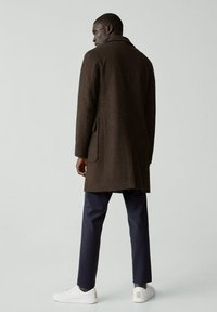 Mango - DEVON - Short coat - braun - 2