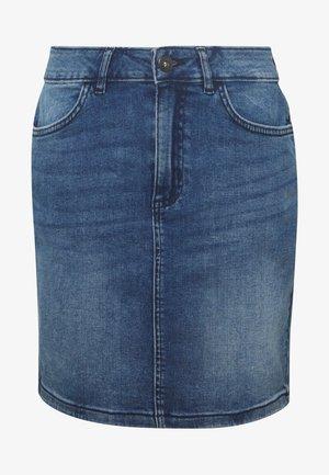 TWIGGY - Mini skirt - medium blue