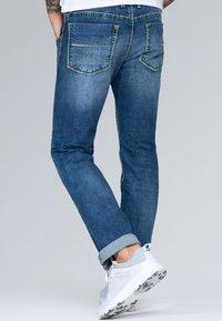 Camp David - Bootcut jeans - blue denim - 2