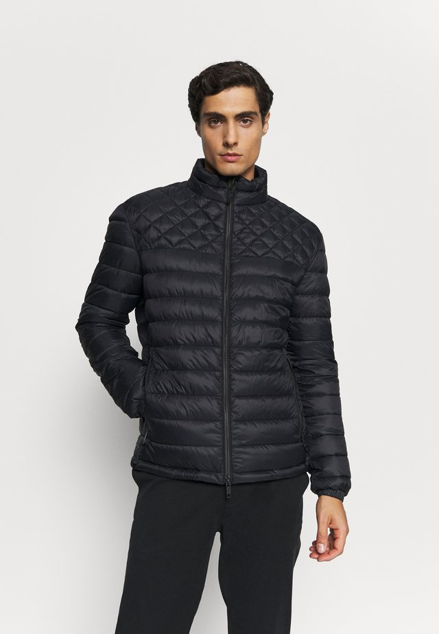 SEASONS JACKET - Overgangsjakker - black
