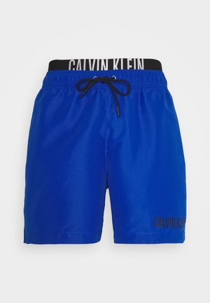 INTENSE POWER MEDIUM DOUBLE - Swimming shorts - blue