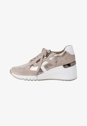 Sneaker low - taupe comb