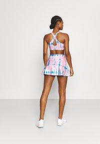 EleVen by Venus Williams - TENNIS SKIRT BUILT IN SHORTIE - Urheiluhame - multi-coloured - 2
