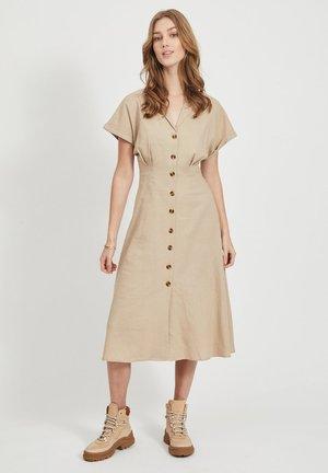 Shirt dress - humus