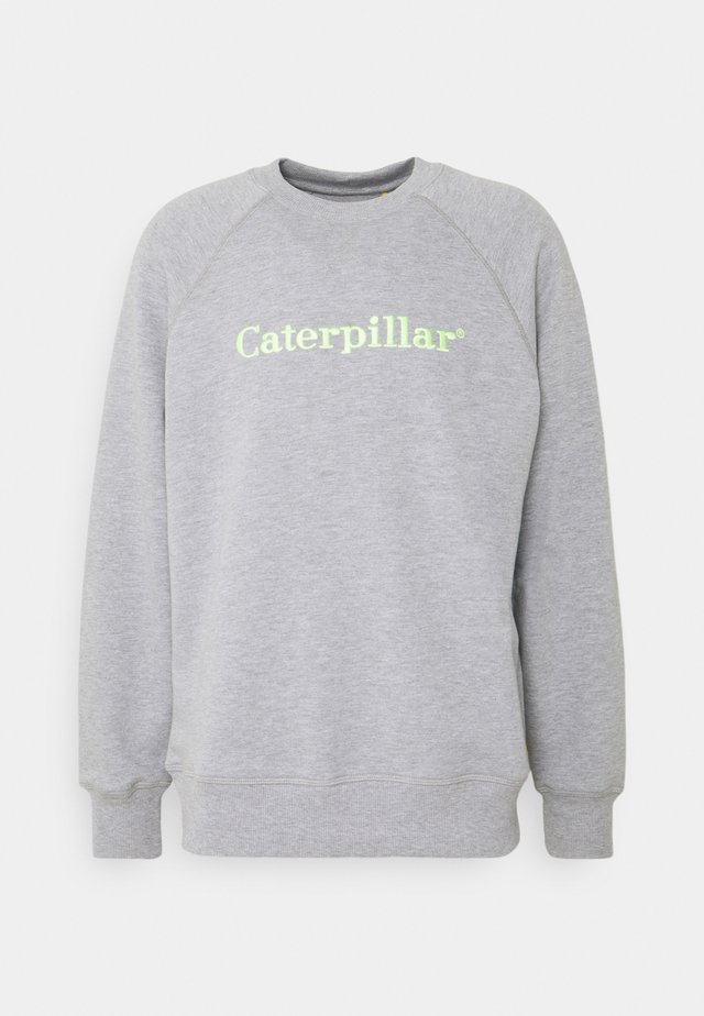 ROUNDNECK - Sweatshirt - heather grey