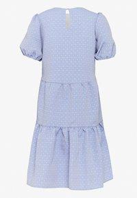 Sister Jane - PARADE BABY DOLL MINI DRESS - Kjole - blue - 1