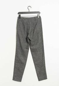 TOM TAILOR DENIM - Trousers - grey - 1