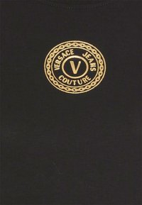 Versace Jeans Couture - DRESS - Shirt dress - black - 2