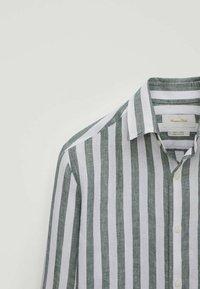 Massimo Dutti - Shirt - green - 2