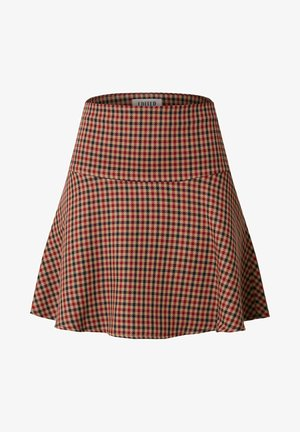 ROCK SUSIE - A-line skirt - rot