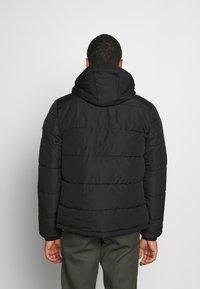 Burton Menswear London - MIDWEIGHT PUFFER - Talvitakki - black - 2