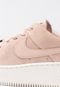 Nike Sportswear - AIR FORCE 1 SAGE - Trainers - particle beige/phantom