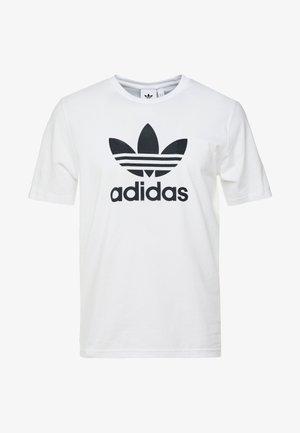 TREFOIL UNISEX - Print T-shirt - white