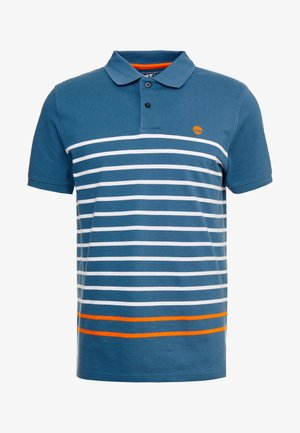 MILLERS RIVER STRIPE  - Poloshirt - indian teal