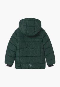 Color Kids - SHORT QUILTED UNISEX - Snowboardová bunda - green gables - 1