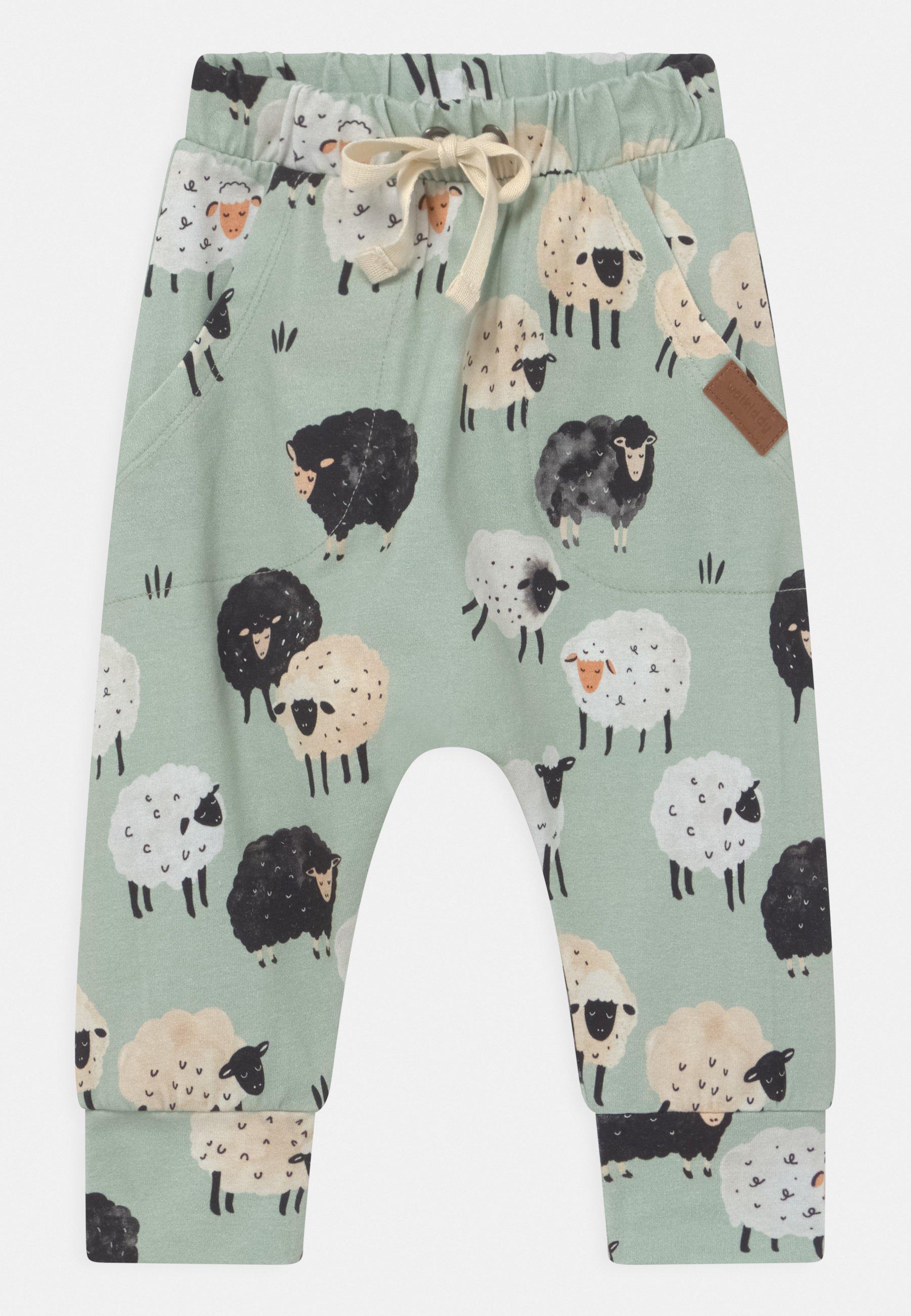 Kids BAGGY LAMB UNISEX - Trousers