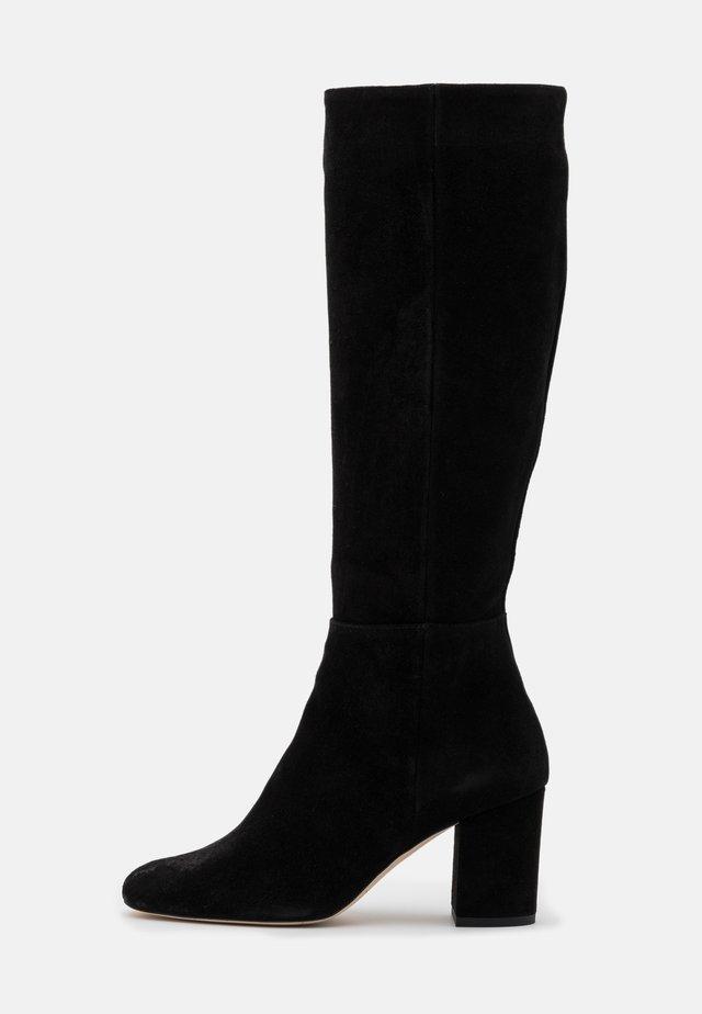 RIDENTE - Boots - schwarz